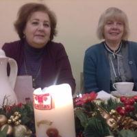 Spotkanie opłatkowe Sekcji Misjologicznej w styczniu 2014