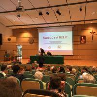 Sympozjum na UKSW w Warszawie - Świeccy a misje, 21.06.2017